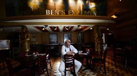 Ronnie Dragoon is the chief executive of Ben's