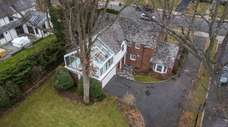 This Rockville Centre brick Colonial is listed for