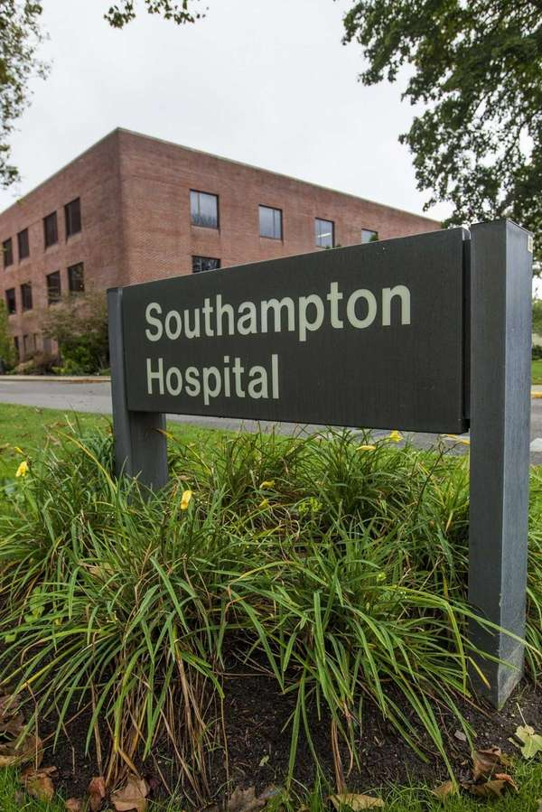 Southampton Hospital in Southampton. Stony Brook University and