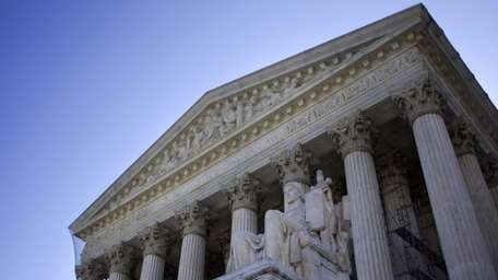 The Supreme Court in Washington. (June 27, 2012)