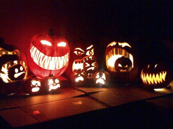 THE RISE of The Jack O' Lanterns is