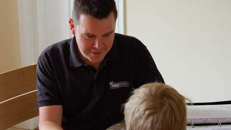 Rob Kerrison, an education consultant for Tutor Doctor,