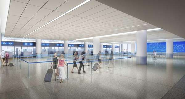 On Oct. 1, 2012, JetBlue Airways broke ground