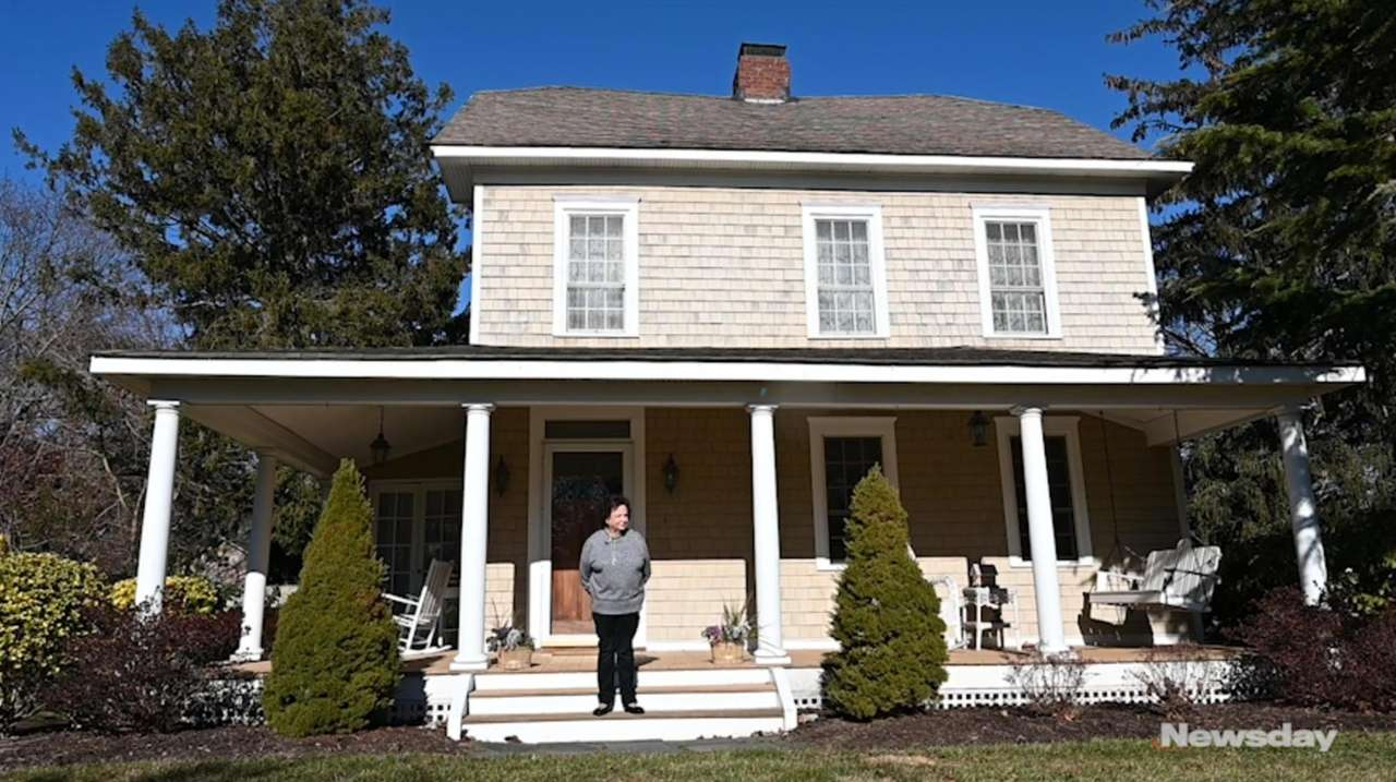 Homeowner Patricia Monachino, who bought her circa 1777