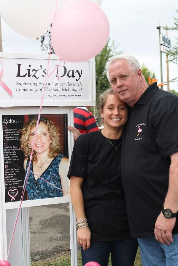 Floral Park resident Lydia Krawec, who died of
