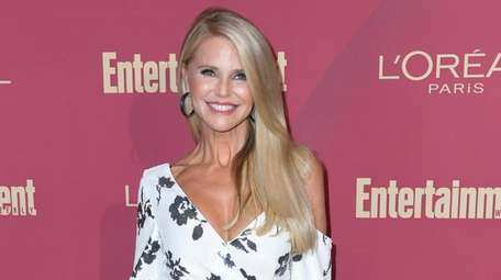 Christie Brinkley, who lives in Bridgehampton, used one