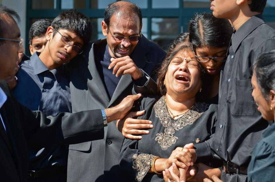 The family of 18-year-old Harsha Maddula is overwhelmed