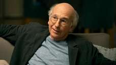 "Larry David stars in ""Curb Your Enthusiasm,"" which"