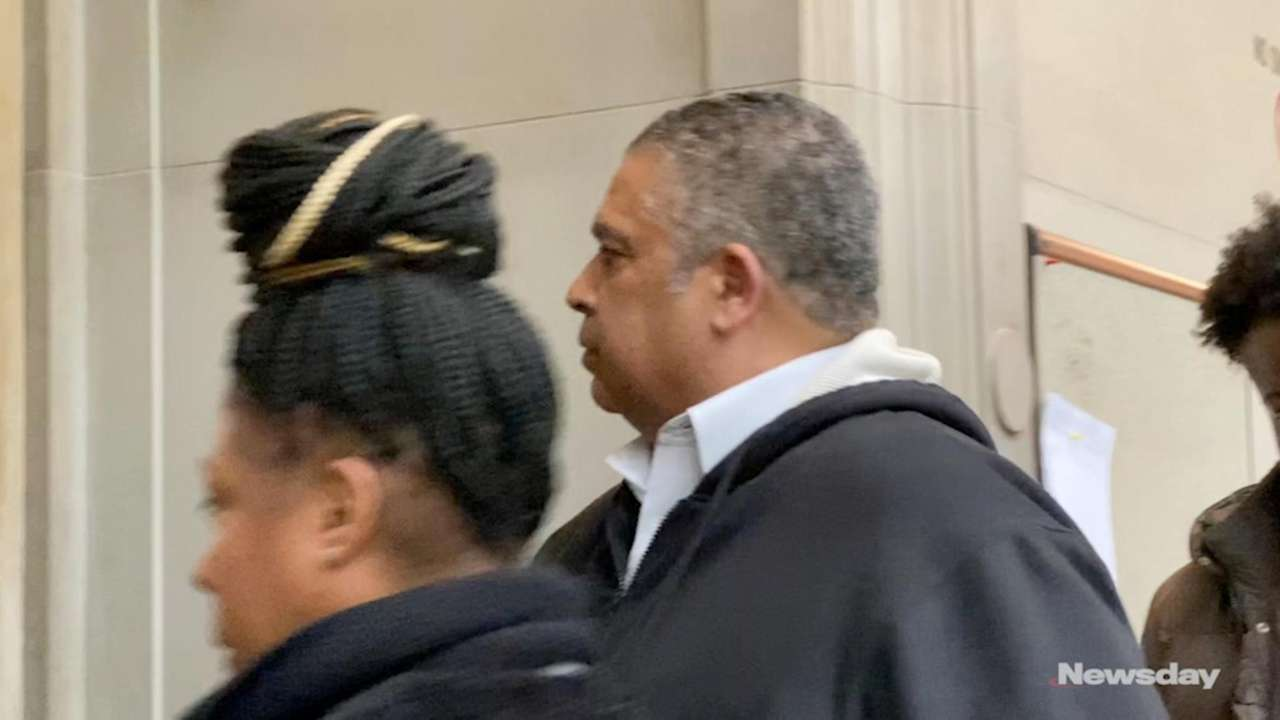 On Tuesday,Nassau District AttorneyMadeline Singas spoke about ex-Hempstead