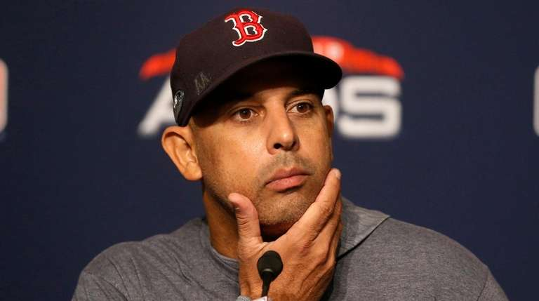 Image result for alex cora