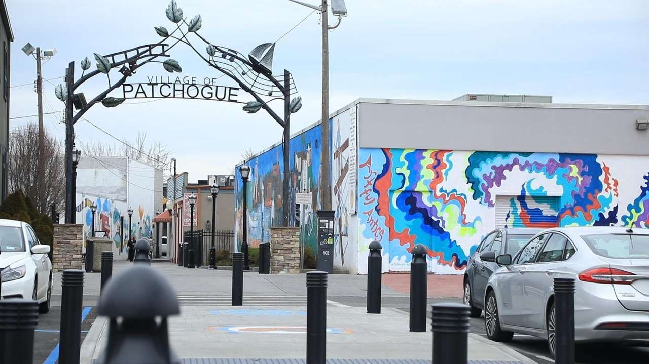 Patchogue's chronic parking shortageshaveled officials to consider banning