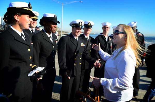 Maureen Murphy, the mother of slain Navy Seal