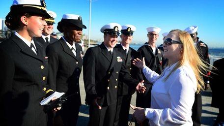 Maureen Murphy, the mother of slain Navy Seal