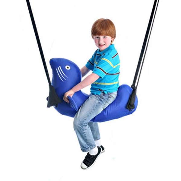 Swings are a popular therapeutic tool, said Fun