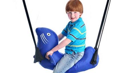 Swings are a popular therapeutic tool, said Fun