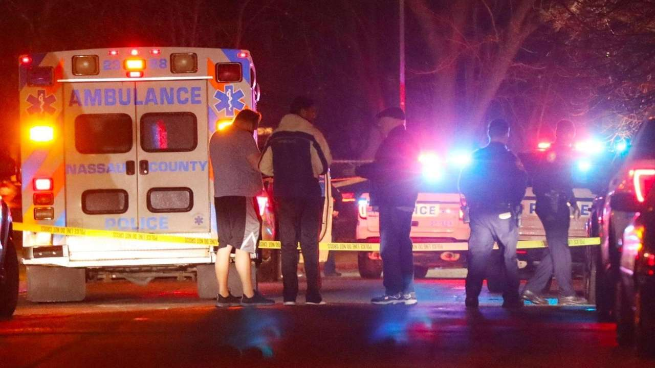 A 27-year-old man was fatally shot as he