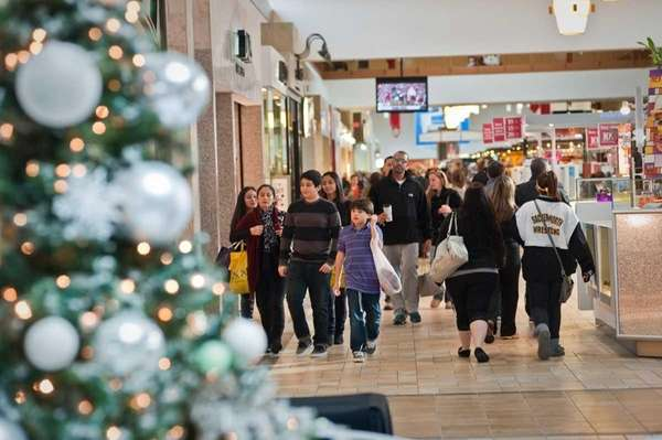 Predicting holiday spending is never easy. During last