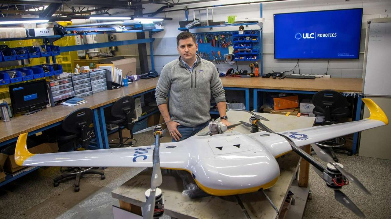 ULC Robotics develops technology to support energy and