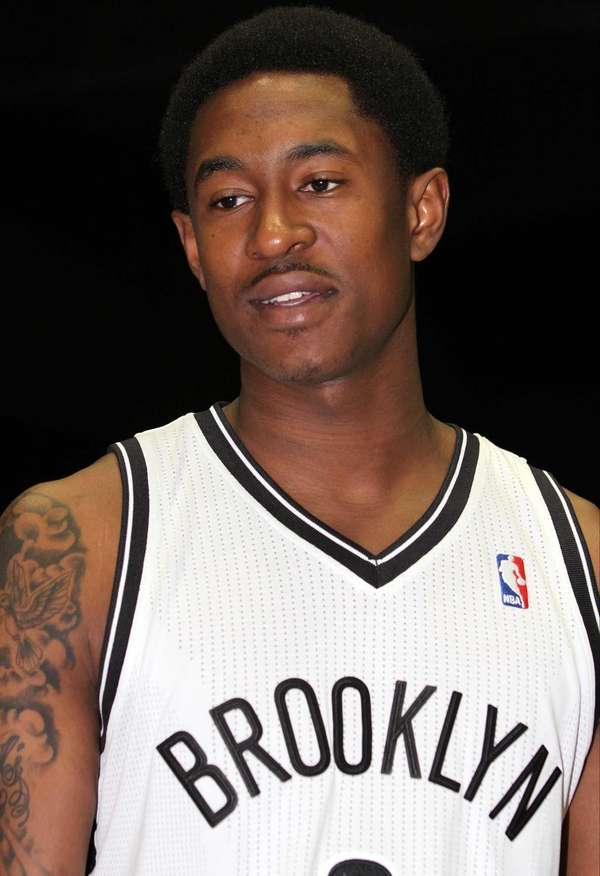 Brooklyn - October 1, 2012: MarShon Brooks during