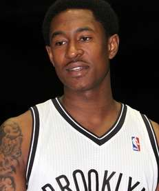 Brooklyn - October 1, 2012: MarShon Brooks during