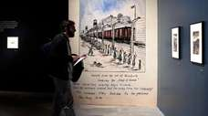 Press preview for the 'Rendering Witness: Holocaust-Era Art