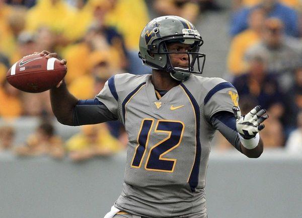 GENO SMITH, Quarterback, West Virginia Season: 1,728 passing