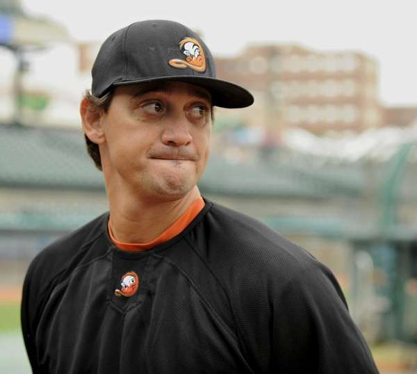 Long Island Ducks pitcher Randy Keisler started for