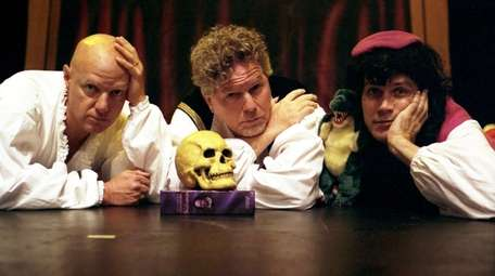 The Reduced Shakespeare Company will perform