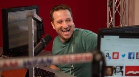 Long Island native and WFAN afternoon host Evan