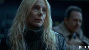 Amy Ryan stars as Mari Gilbert, mother of