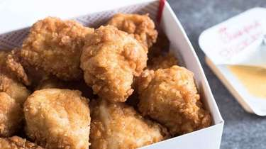 Chick-fil-A mobile app customers get free nuggets this