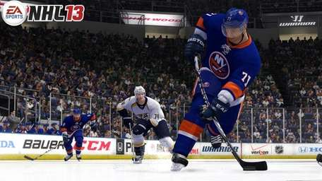 NHL 13' is available now on Xbox 360
