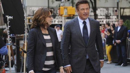 Alec Baldwin and Tina Fey co-star as Jack