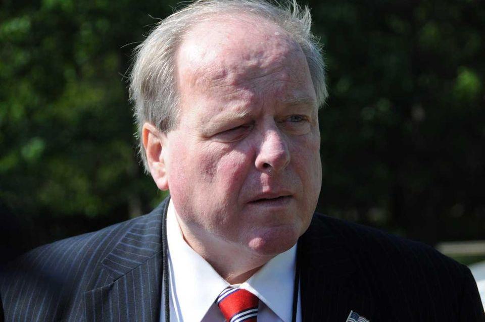 Nassau County Legislature Presiding Officer Peter J. Schmitt,