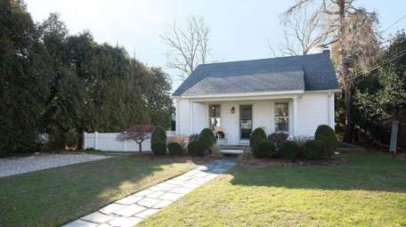 The property sits on a 0.53-acre lot with