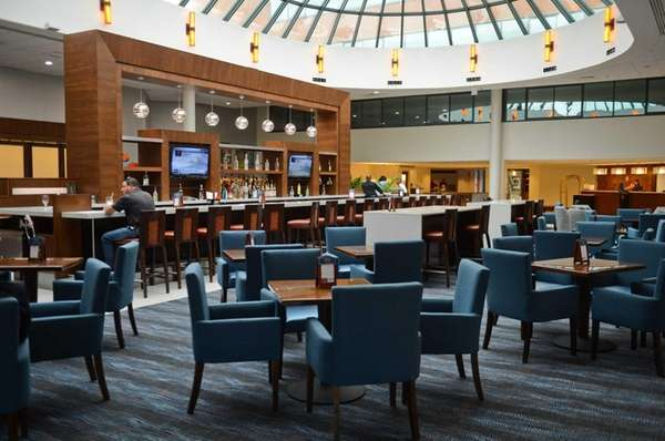 The Hilton Long Island / Huntington's renovation included