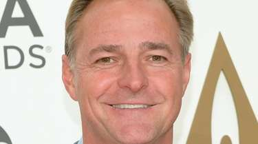 Al Leiter attends the CMA Awards at the