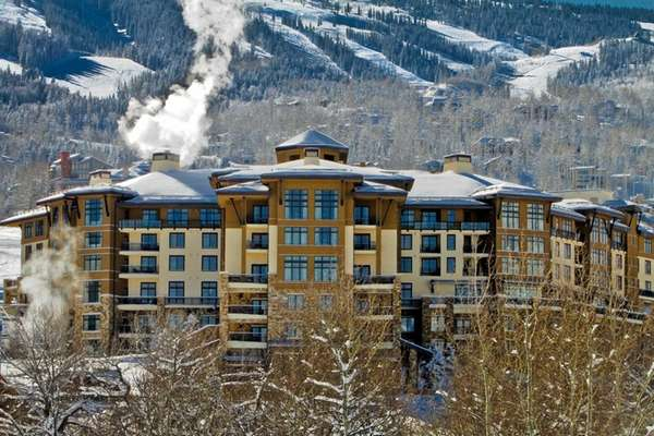 Viceroy Snowmass, a luxury ski resort near Aspen,