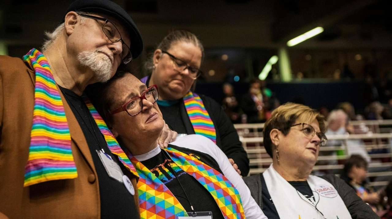 Amicable divorce best for United Methodist Church