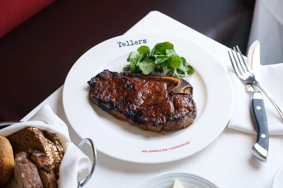 Tellers, Islip: Twenty years on and this steakhouse