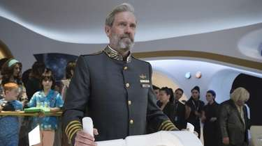 "Hugh Laurie stars in HBO's ""Avenue 5."" i"