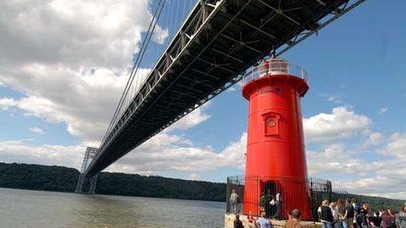 Fort Washington Park Little Red Lighthouse