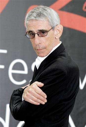 Richard Belzer at the 2012 Monte Carlo Television