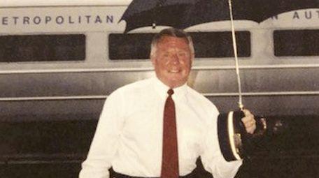Richard Brzozinski, a veteran Long Island Rail Road
