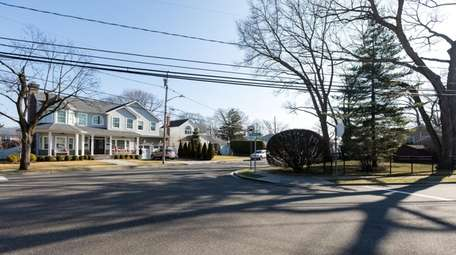 Lincoln Place at Wilson Avenue in North Bellmore.