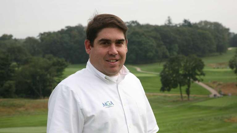 Jim Landers attended Siena College in the '90s
