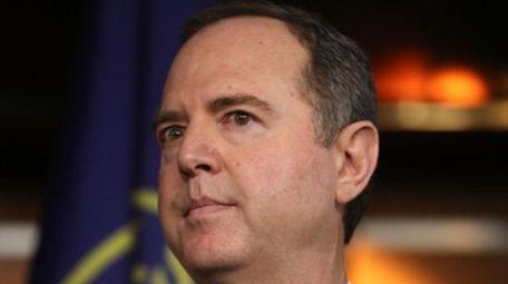 House Intelligence Committee Chairman Adam Schiff (D-Calif.) has
