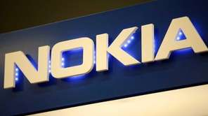 Nokia announced Monday, Oct. 29, 2012, that its