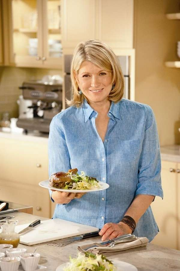 """Martha Stewart's Cooking School? premieres on PBS on"