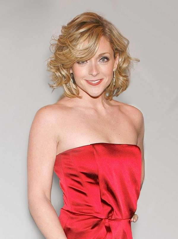 "Jane Krakowski of TV's ""30 Rock"" stars in"